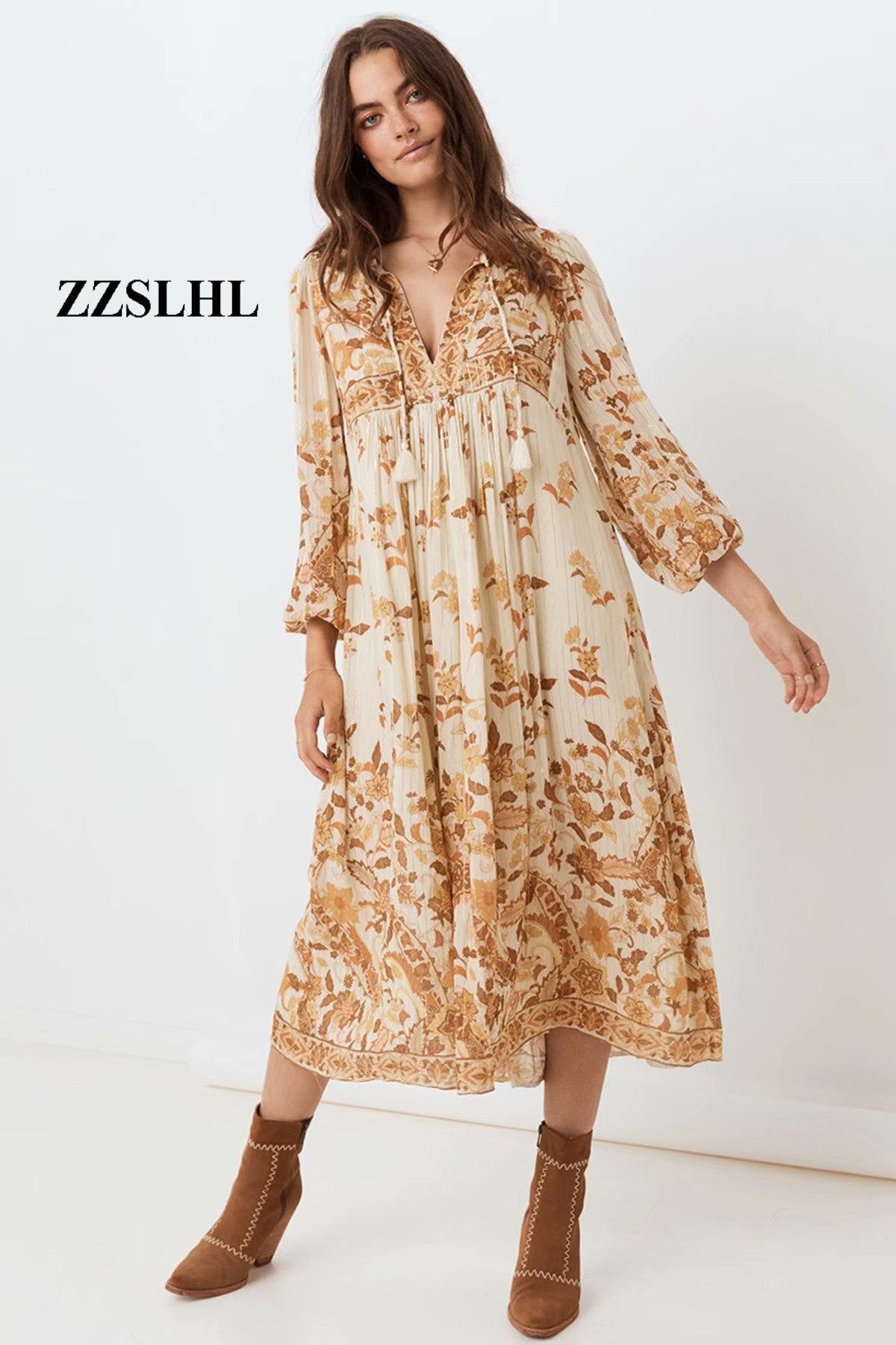 שמלה אביבית