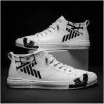 נעלי עור ארמני לגבר